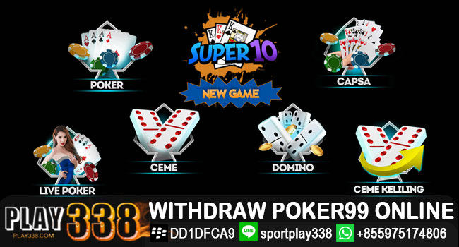 withdraw-poker99-online
